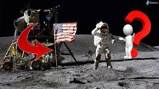 TERRE PLATE - Pourquoi ne peut-on pas voir les vestiges des missions Apollo depuis la Terre ???