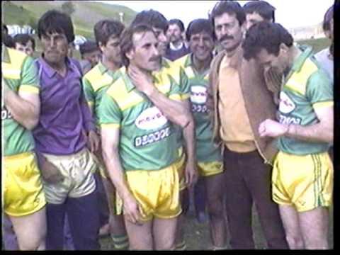 1987 Naipyusuf - Şerbettar Şampiyonluk Maçı Sonrası