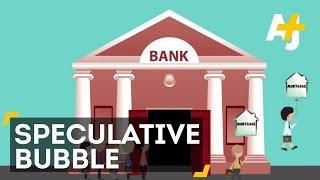 Dot-Coms, Stock Market & Tulips – What's An Economic Bubble?