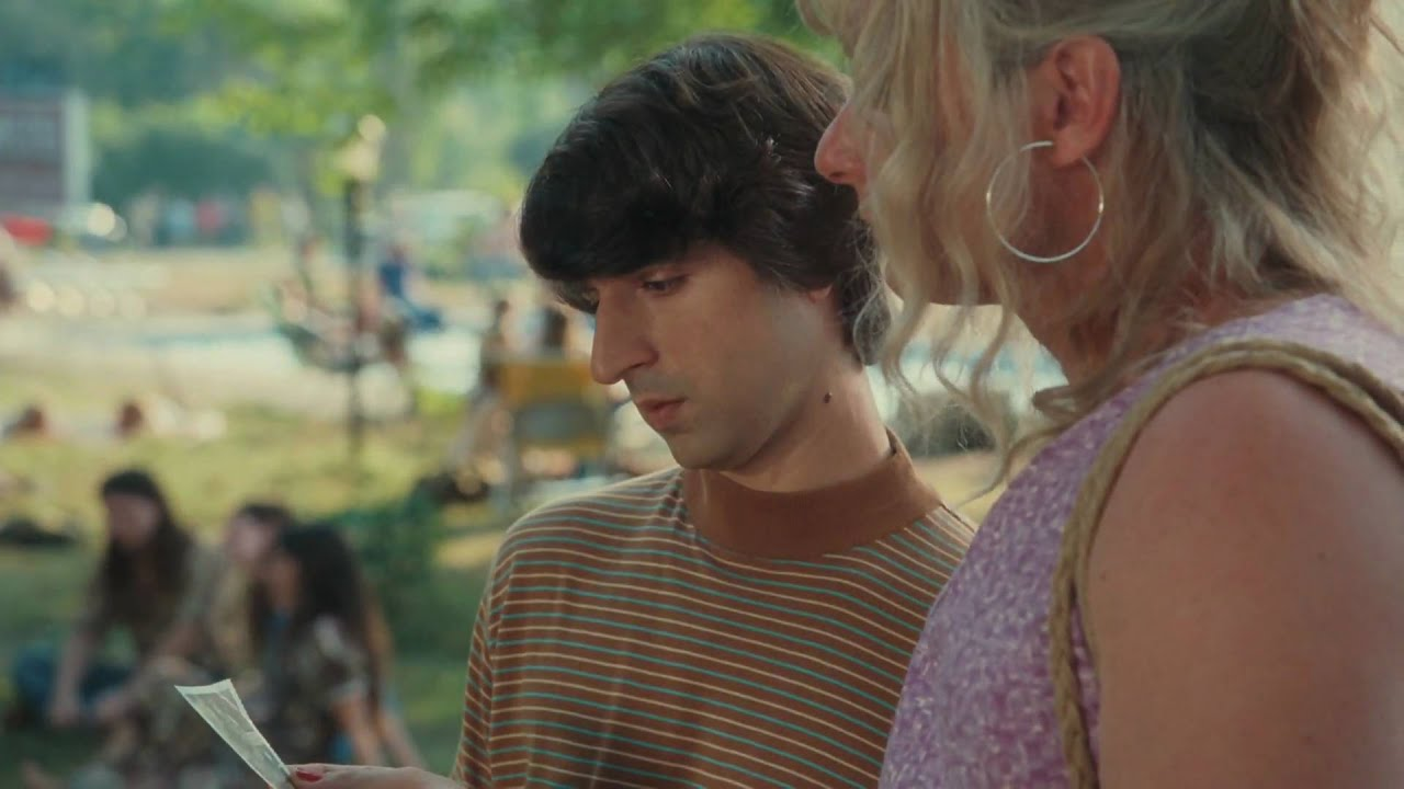 Download Taking Woodstock - You're Security Clip
