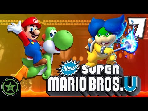 Gavin's Honker - New Super Mario Bros jUly (#7) | Let's Play
