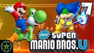 Gavin's Honker - New Super Mario Bros jUly (#7) | Let's Play