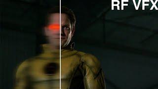 Reverse Flash VFX - Clip Edited