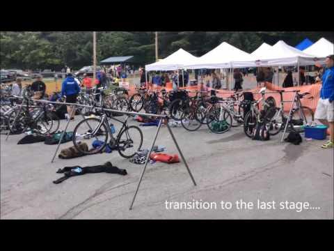 Lori Wilson First Triathlon, Team Experience