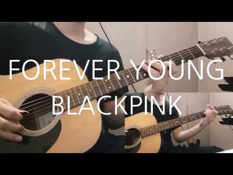 BLACKPINK(블랙핑크) - FOREVER YOUNG Guitar cover