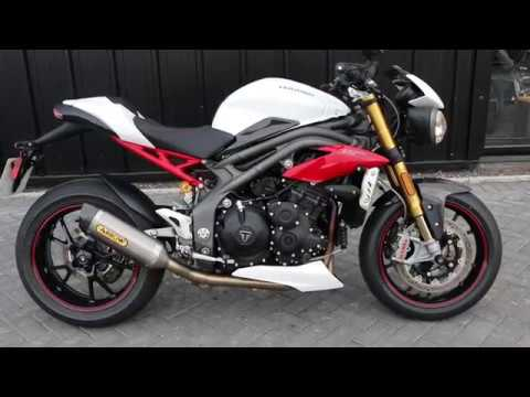 Triumph Speed Triple R 1050 R Fitted With All Of The Best
