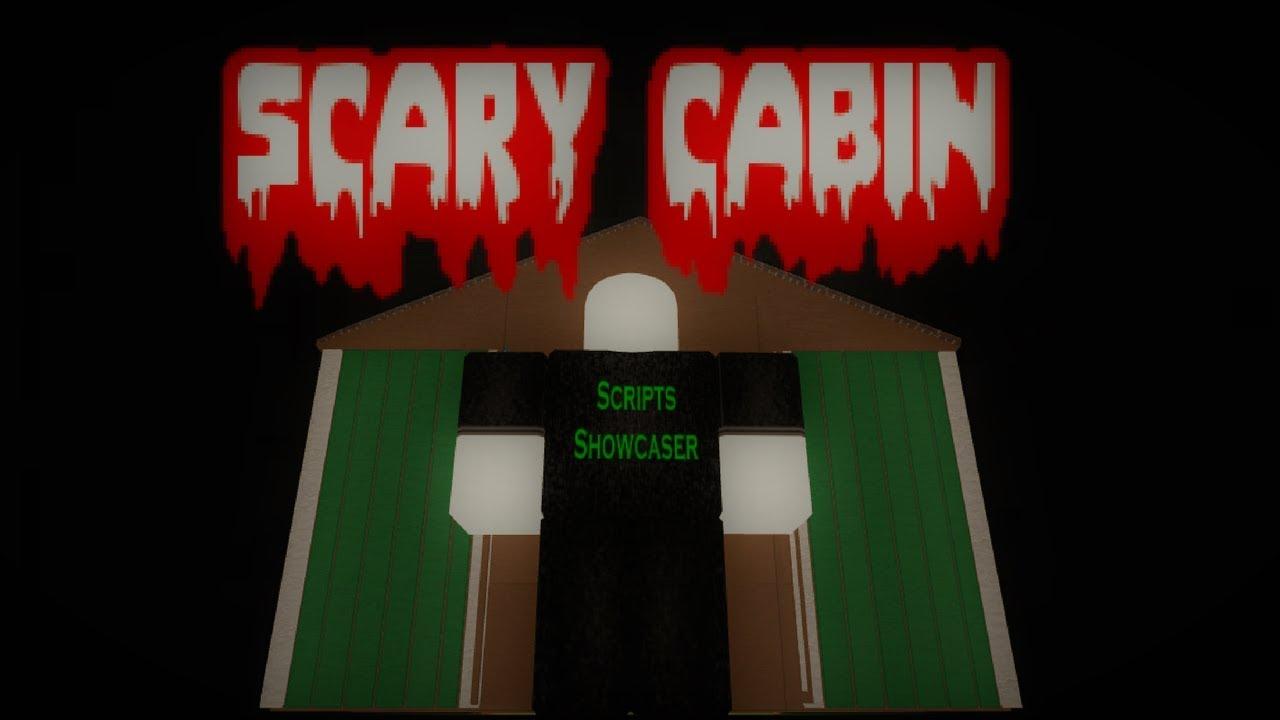 Roblox Script Showcase Episode#857/Mirror Scary Cabin