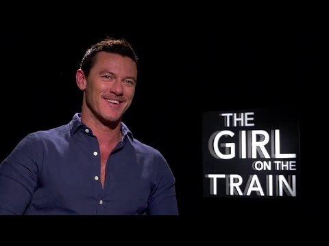 "Luke Evans sings his favorite line from ""Gaston's Song"" - Beauty and the Beast 2017"