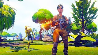 FORTNITE 35 Minutes of Gameplay Demo (Early Access First Missions) PS4 XBOX ONE PC