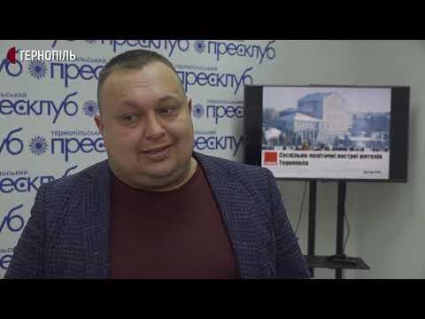 """""""Суспільно-політичні настрої мешканців Тернополя"""". Результати соціологічного опитування"""