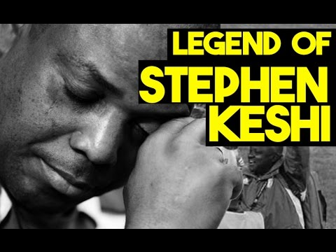 The Legend Of Stephen Keshi -#SaharaSports