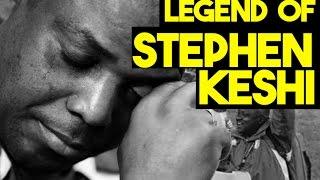 The Legend Of Stephen Keshi -#SaharaSports