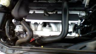 2009 Volvo S60 2.5T Start Up, Quick Tour, & Rev With Exhaust View - 66K
