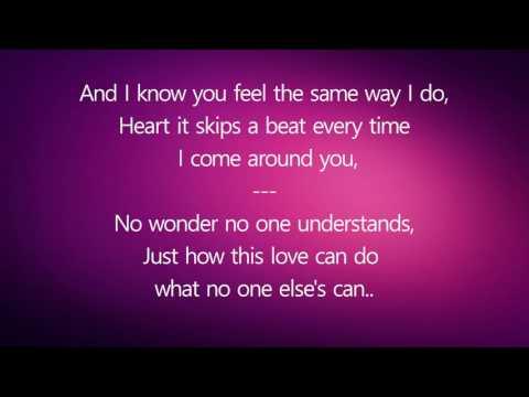 Miguel : Crazy In Love - Lyrics (Fifty Shades Darker)
