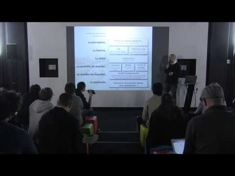 Latence applicative et API en streaming