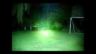 THE BEST Cheap Flashlight Hack +4000 REAL LUMENS!! (5 x CREE XML)(, 2012-08-16T10:21:36.000Z)