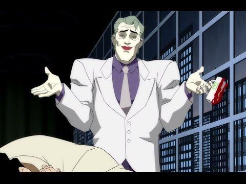 Джокер убивает всех людей на тв-шоу - Видео онлайн