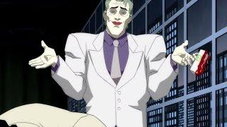 Джокер убивает всех людей на тв-шоу