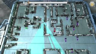 Power Plant - Incursion - Part 4 | Frozen Synapse Prime PC Gameplay Walkthrough Gold Medal