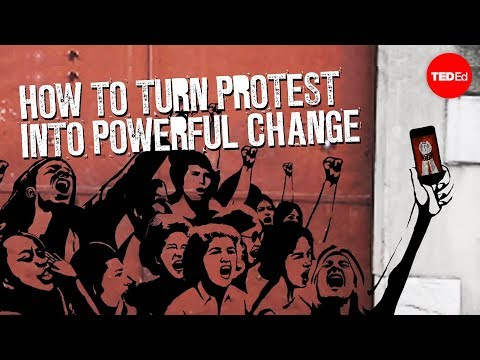 Video image: How to turn protest into powerful change - Eric Liu