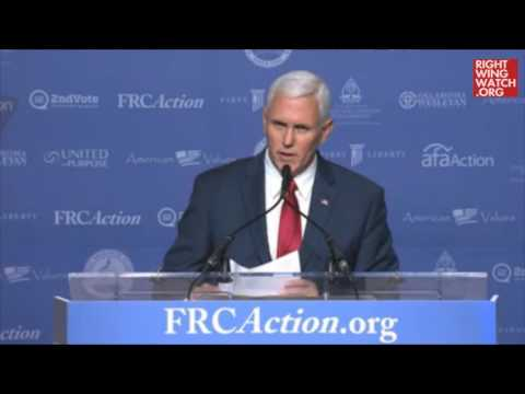 RWW News: Pence: Trump Admin. Will Attack Abortion Rights On Day One