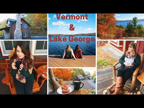 Vermont & Lake George Travel Vlog | As Told By