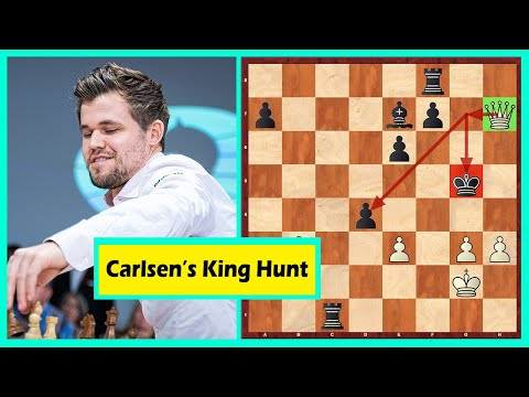 Is This Magnus Carlsen's Greatest Attack?