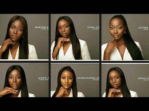 Meet Miss Nigeria 2018 Contestants: Top Finalists