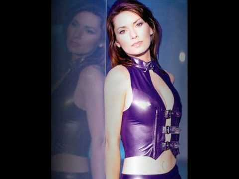 in Shania latex twain