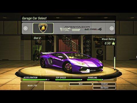 แลมโบกินี่กับเกมส์แข่งรถในตำนาน  Need For Speed Underground 2