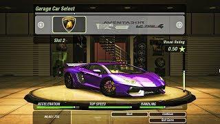 แลมโบกินี่กับเกมส์แข่งรถในตำนาน - Need For Speed Underground 2