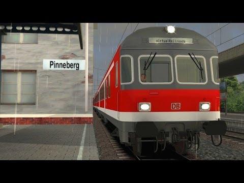 Livestream April 2014   Teil 5   Im Steuerwagen nach Neumünster