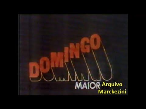 Intervalos - Domingo Maior/Parte1 (Globo/1989)
