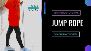 Jump Rope Techniques