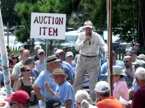 14th Annual Charity Boat Auction at the Chesapeake Bay Maritime Museum