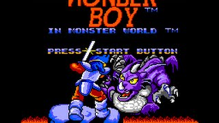 Master System Longplay [050] Wonder Boy in Monster World