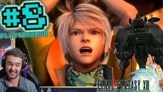 Hope confronts Snow & Havoc Skytank! - FFP Plays: Final Fantasy XIII | Pt 8 (PC)