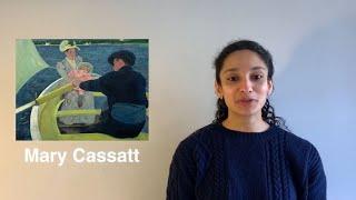 TIC TOC Mary Cassatt