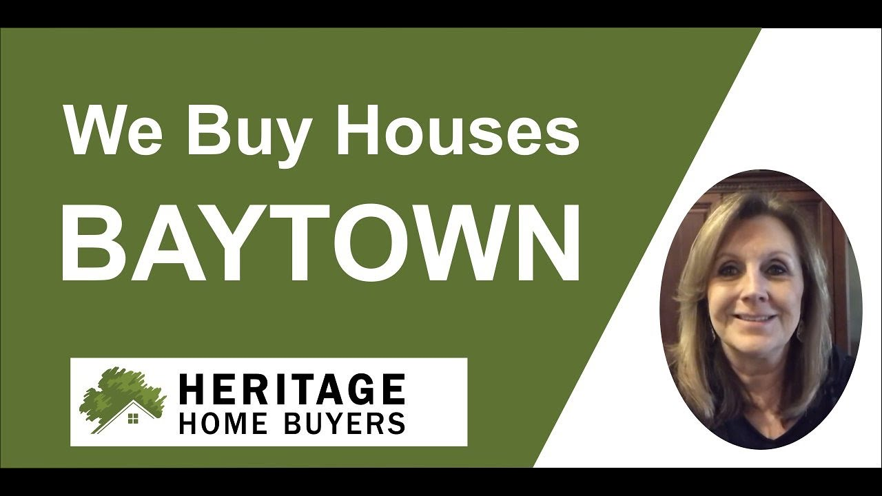 We Buy Houses Baytown Tx