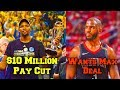 The HUGE Problems With NBA Players Taking Pay Cuts