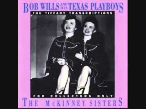 Bob Wills & The McKinney Sisters - Medley No 4 (1947).