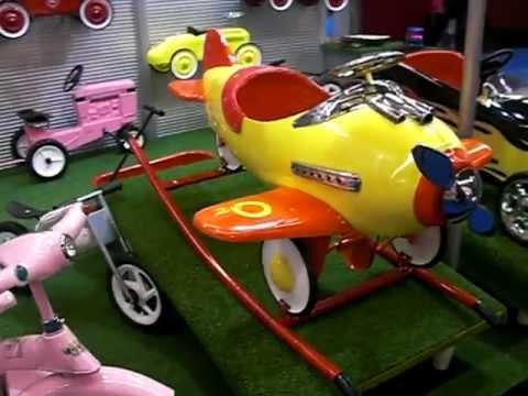 Syot Toys Nuremberg 2012 Toy Fair No Music Metal Pedal