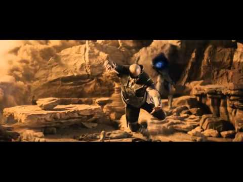 Обзор игры Chronicles of Riddick: Assault on Dark Athena