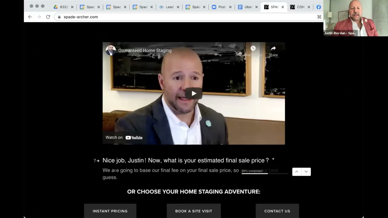 How to get Top Dollar on All your listings with Justin Riordan from Spade and Archer