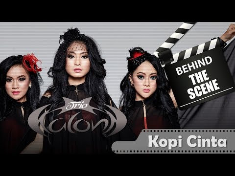 Trio Kalonk - Behind The Scenes Photo Session - Kopi Cinta - NSTV - TV Musik Indonesia