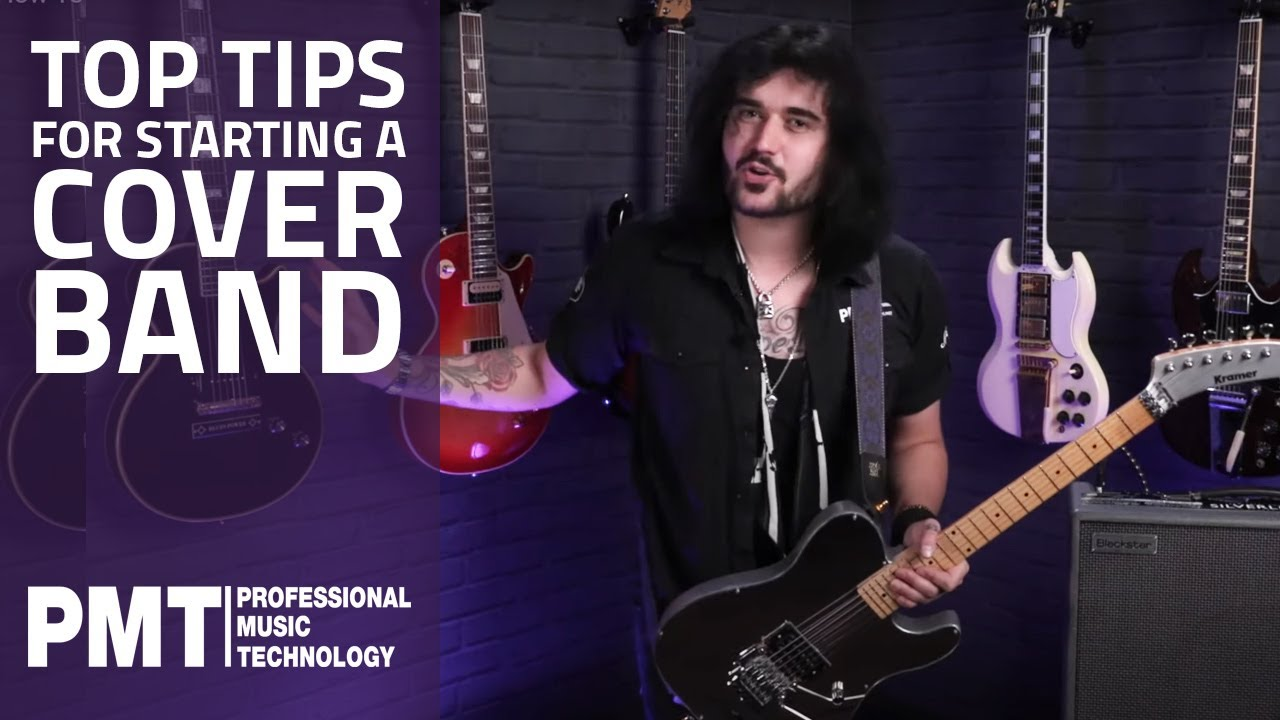 Download How To Start A Cover Band - Dagan's 5 Essential Songs For Cover Bands & 5 Top Tips.