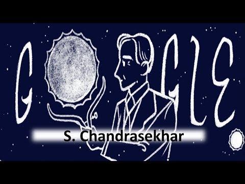 S. Chandrasekhar | GOOGLE DOODLE