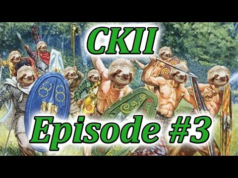 Let's Play CKII Celtic Empire Episode 3 (Uniting Ireland)