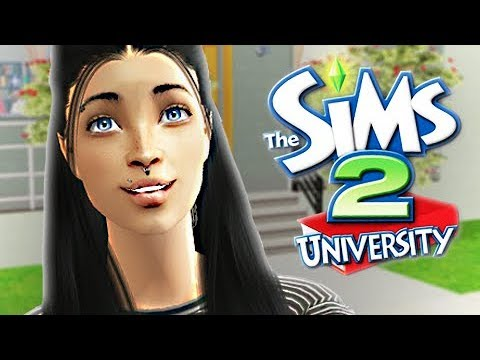 GETTING A CELL PHONE 📱🛍️ // THE SIMS 2 UNIVERSITY #2