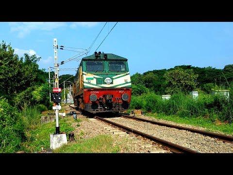 Kerala Piravi Gift: Palakkad Junction - Chennai Central Express